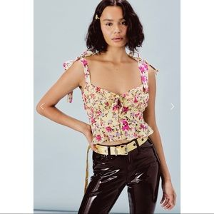 For Love and Lemons Beaumont Top